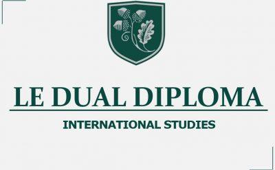 Le Dual Diploma