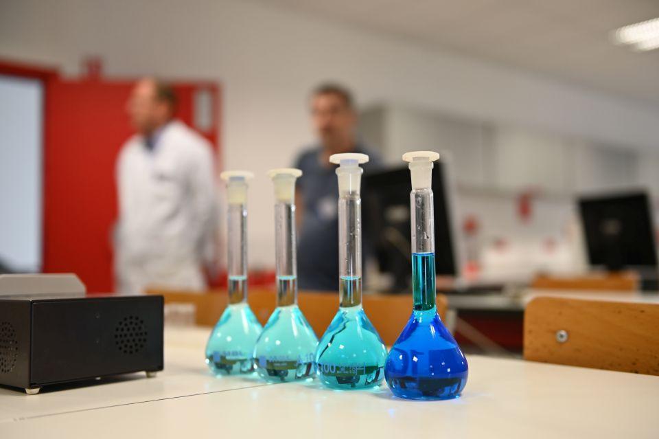 Focus sur les sciences