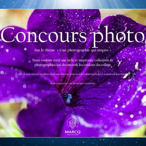 Concours de Photographie
